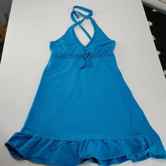 7fc3e039de Justice Swim | Girls Halter Coverup Dress Sz 14 | Poshmark